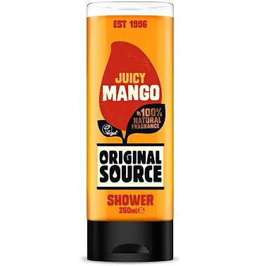 Original Source Shower Gel 500ml Mango or Lemon £1 at OneBelow
