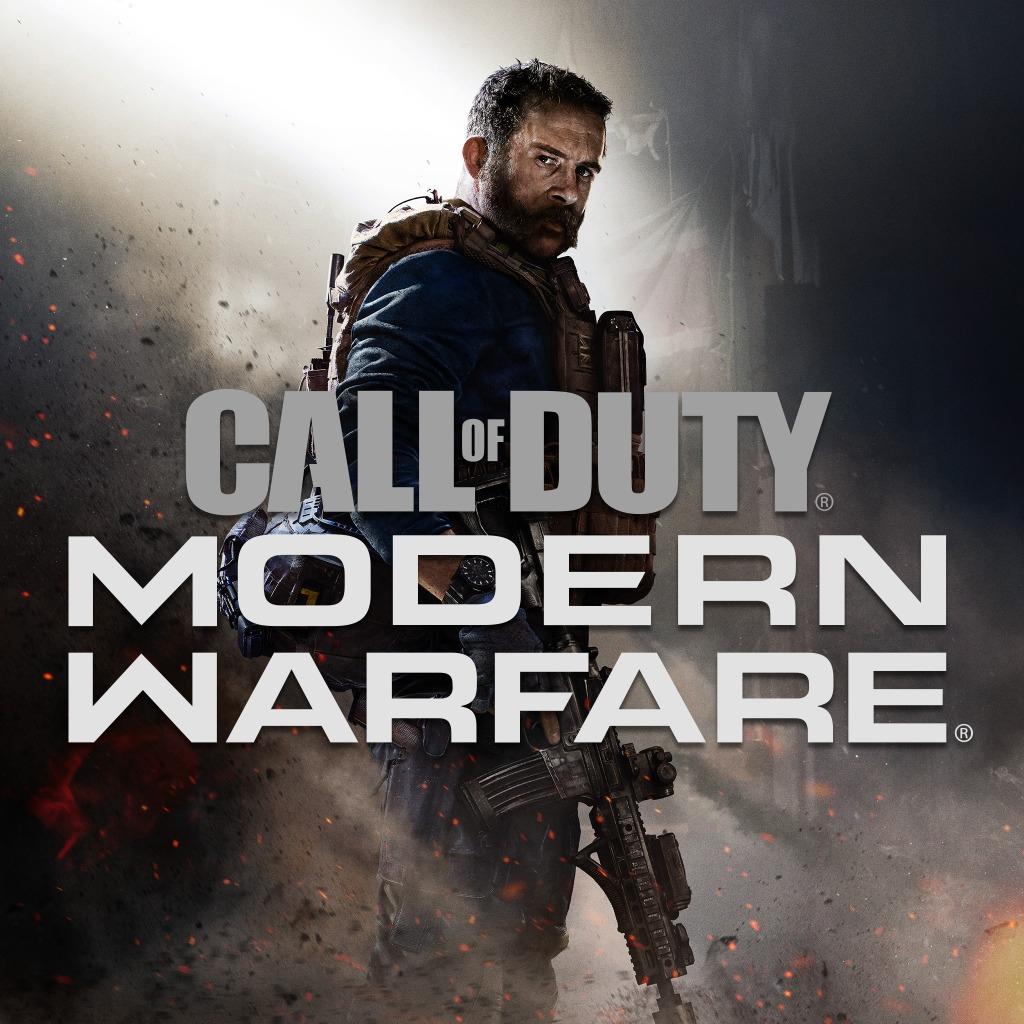 Call of Duty®: Modern Warfare PS4 £33.85 with shopto psn giftcard