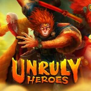 Unruly Heroes - £10.79 on steam