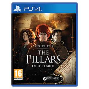 The Pillars of the Earth PS4 now £5.99 click & collect / £7.94 delivered at Game