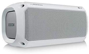 LG PK3 XBOOM Go Bluetooth Party Speaker - White £37.66 @ Amazon