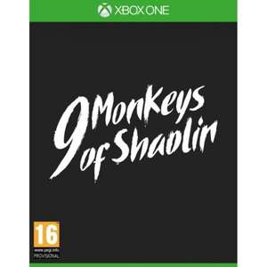 9 Monkeys of Shaolin Xbox One pre-order now £19.95 delivered at The Game Collection