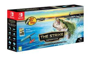 Bass Pro Shops The Strike - Championship Edition (Nintendo Switch) £19.95 - Sold by The Game Collection on Amazon