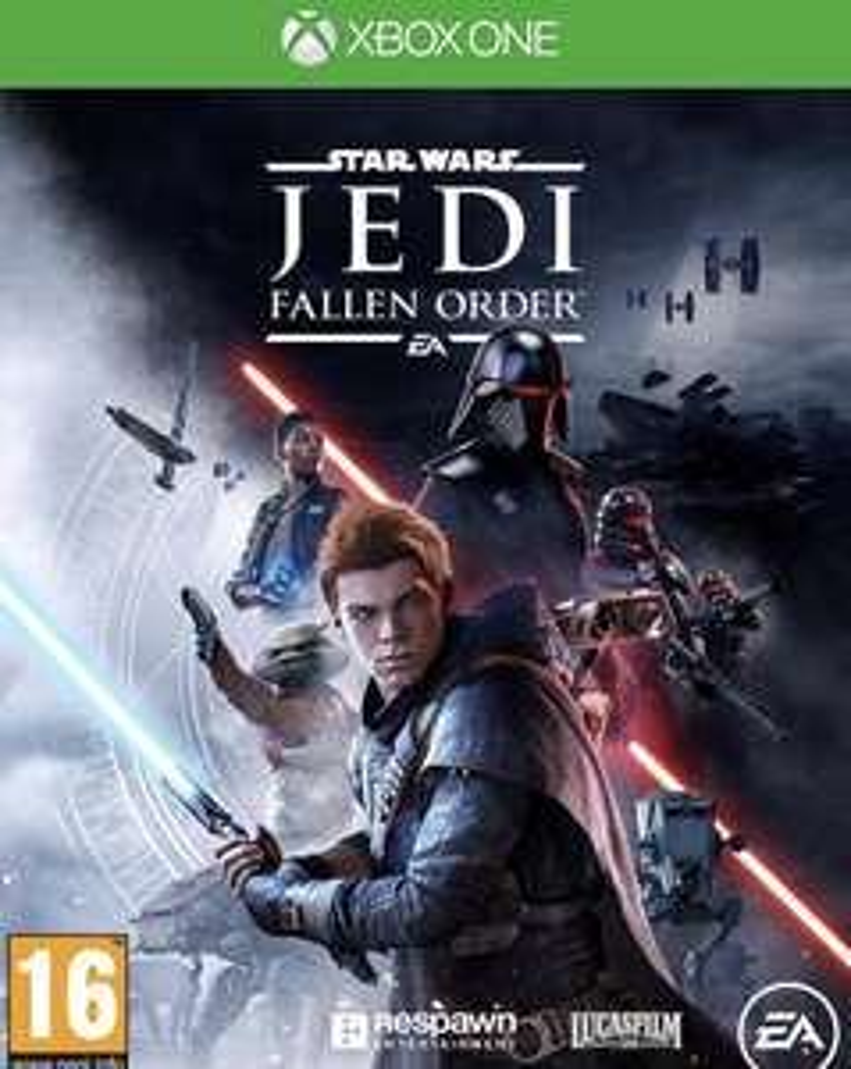 Star Wars Jedi Fallen Order (PS4/Xbox One) - £37.99 @ Amazon UK
