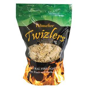 Homefire Twizlers Natural Firelighters (24 Pack) £2.00 @ Wickes (Free Click & Collect)