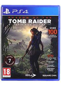 Shadow of the Tomb Raider - Definitive Edition (PS4) £20.85 Delivered @ Base