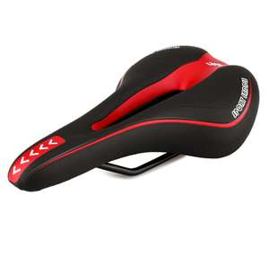 Shock Absorbing Bike Saddle for £5.18 (£2.08 for new users ) @ AliExpress Deals / FS YURI YUAN Outdoor Store