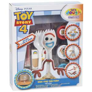 Disney Pixar Toy Story Make Your Own Forky Kit £4.99 at The Range