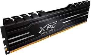 16GB Adata XPG Gammix D10 DDR4 3000mhz cl16 (2x 8GB) RAM £57.96 Delivered @ Ebuyer