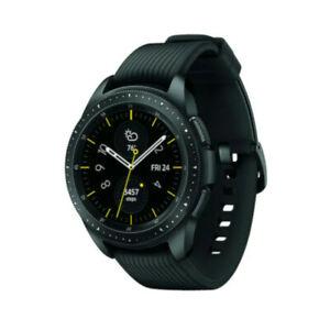 Samsung Galaxy Watch 42mm Midnight Black Case - Onyx Black Strap - VGC £136.79 at musicmagpie eBay