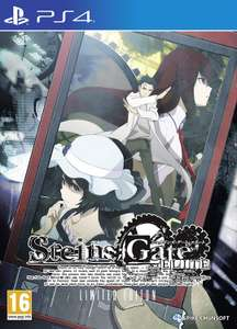 Steins;Gate Elite - Limited Edition (PS4) £37.74 Sold by pb ReCommerce UK and Fulfilled by Amazon.