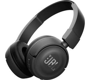 JBL T460BT wireless Bluetooth headphones in black for £24.99 delivered @ Currys PC World
