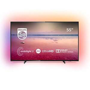 Philips 55PUS6704/12 - Smart TV LED 4K UHD now £364.54 delivered / £353.63 with fee free card at Amazon Spain