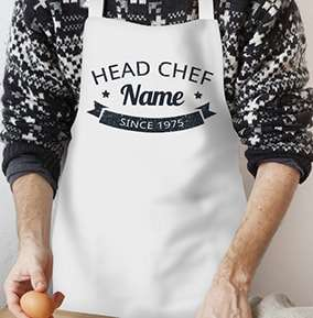 25% off Aprons with Voucher Code @ Funky Pigeons