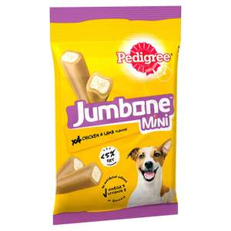 Pedigree Jumbone - Small Dog Treats with Chicken and Lamb, 32 Chews - £1.06 delivered @ Amazon