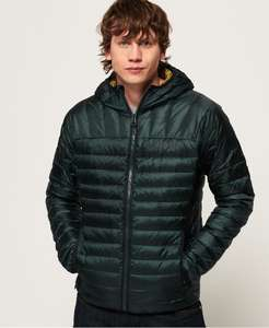 Super Dry Core Down Jacket at half price £50 at Superdry Shop