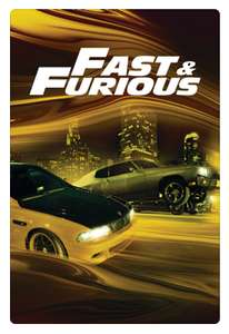 Fast and Furious Movies in 4K via iTunes £4.99 each