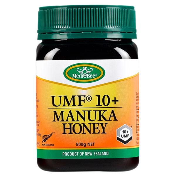 Medibee Manuka Honey Umf 10+ 500gm £8.00 @ Yankeebundles (Free P&P)