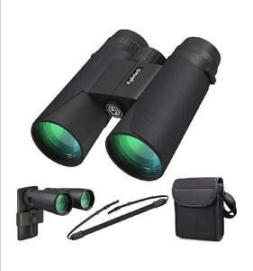 High Power Binoculars, Kylietech 12x42 Binocular for Adults with BAK4 Prism £15.97 Sold by iSeekone and Fulfilled by Amazon