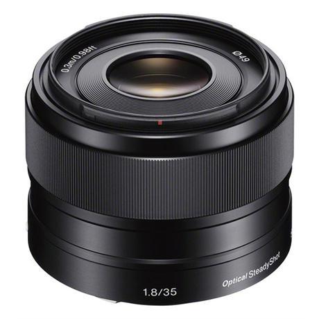 Sony 35mm lens f/1.8 E-Series E-Mount OSS £329 at Park Cameras