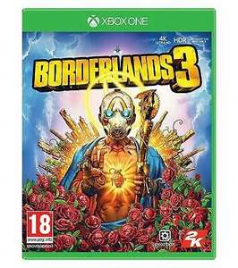 Borderlands 3 (Ex rental) [Xbox One] £16.99 delivered @ Boomerang Rentals / eBay