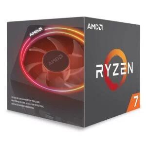 AMD Ryzen 7 3700X 8 Core AM4 CPU & Wraith Prism RGB Cooler + 3 Months games pass £274.99 @ Amazon