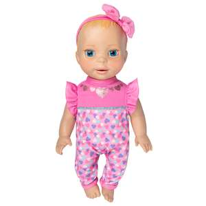 Luvabella Blonde Doll £24.99 with code plus Free Click and collect at The Toy Store Entertainer