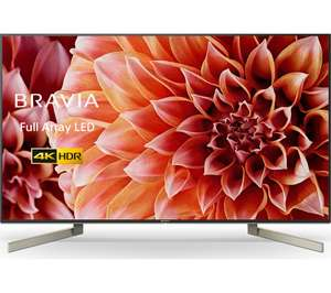 "Sony KD55XF9005BU 55"" Smart 4K Ultra HD Android TV with HDR10, Triluminos Display, X1 Extreme Processor and PS4 FIFA 20 Bundle - £851 @ AO"