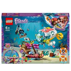 Lego Friends Dolphins Rescue Mission £17.50 @ Tesco St Rollox (Others In OP)