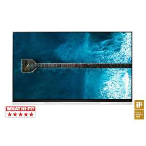 LG OLED65E9PLA 65 inch OLED 4K Ultra HD HDR Smart TV + 6 Year Guarantee - £1999 delivered @ Richer Sounds