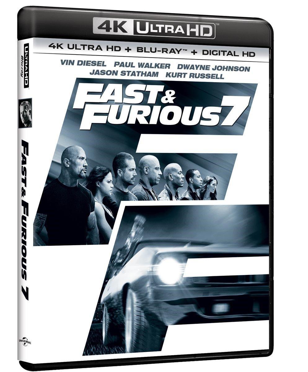 Fast and furious 7 4k UHD + blu ray £9.99 @ zoom
