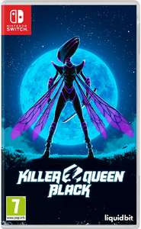 Killer Queen Black [Nintendo Switch] £8.09 @ Nintendo eShop