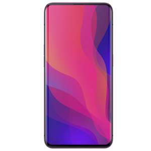 """OPPO Find X Bordeaux Red 6.4"""" 256GB 4G Unlocked & SIM Free £399.97 at Laptops Direct"""
