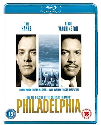 Philadelphia [Blu-ray] [2019] [Region Free] £3.99 + £2.99 NP @ Amazon