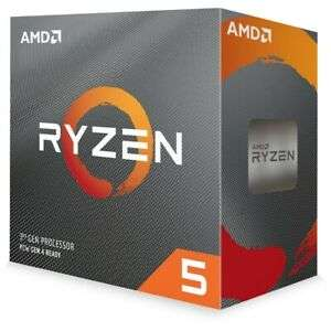 AMD Ryzen 5 3600 Processor (6C/12T, 35MB Cache, 4.2 GHz Max Boost) & Wraith Stealth Cooler + 3 Months game pass £145.86 Delivered @ CCl Ebay