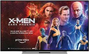 Toshiba 49UL5A63DB 49-Inch Smart 4K Ultra-HD HDR LED WiFi TV with Freeview Play - (2019 Model) £309 @ Amazon