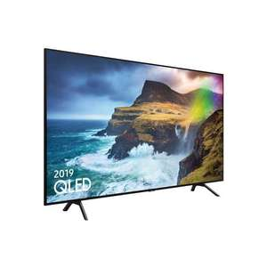 Samsung QE49Q70R 49 inch 4K Ultra HD HDR 1000 Smart QLED TV with Apple TV app Freesat HD £719 With Code @ Richer Sounds