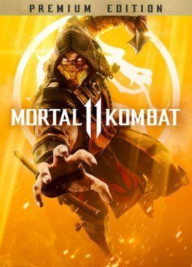 [Steam] Mortal Kombat 11: Premium Edition (PC) - £14.08 @ Instant Gaming