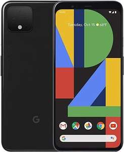 Pixel 4 64GB Unlocked (Black) Grade B with 2 years warranty - £380 delivered @ CeX