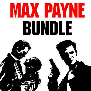 Max Payne 1&2 Bundle (PC) - £2.99 on Steam