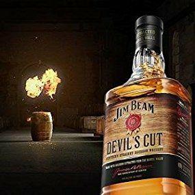 Jim Beam Devil's Cut Bourbon Whiskey 70cl 45% - £18 @ Amazon Prime (+£4.49 non-Prime)