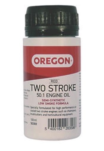 Oregon 2-Stroke Engine Oil - 100ML - £1.99 @ Screwfix (Free Click & Collect)