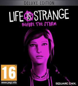 Life is Strange: Before the Storm Deluxe Edition £3.99 / Life is Strange £2.89 @ Playstation Store