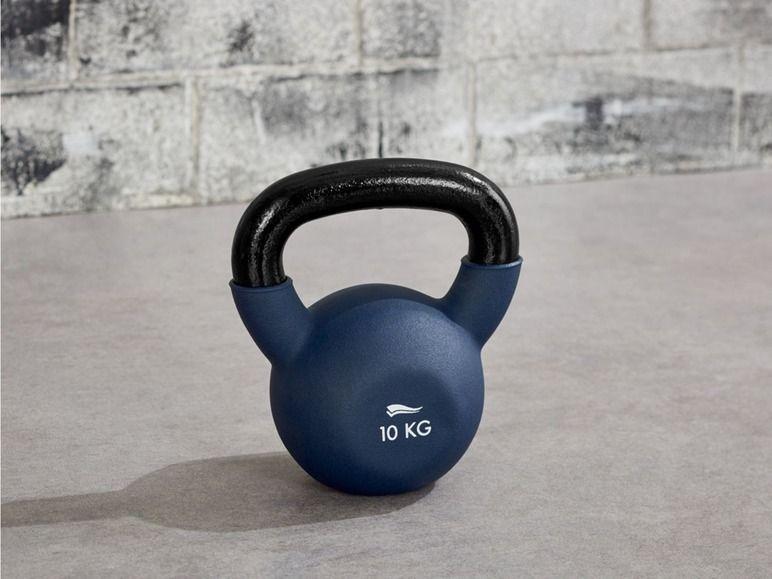 Crivit 10kg Kettle Bell - £16.99 instore @ LIDL