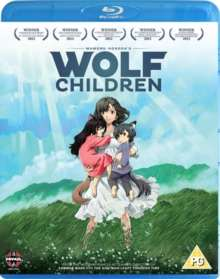 Wolf Children [Blu-ray] £6.29 delivered @ Hive