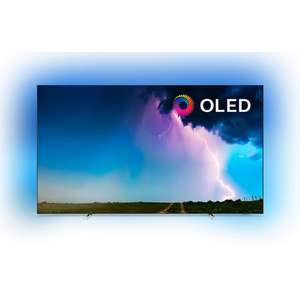"Philips 55OLED754 Ambilight 55"" OLED 4K Ultra HD Premium Smart TV (2019) + 6 year Guarantee - £969 @ Richer Sounds"
