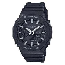 GA-2100-1AER Octagon series £89.90 with code at GShock / Casio