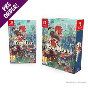 Little Town Hero - Big Idea Edition (Switch) £37 @ The Game Collection