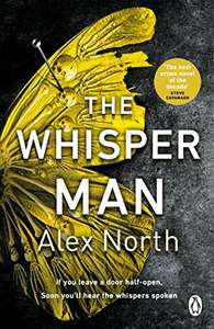 The Whisper Man by Alex North 99p Amazon Kindle deal of the day