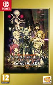 Sword art online - Fatal Bullet Complete Edition (Switch) £21.80 @ The Game Collection